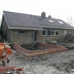 Aanbouw woning te Roden3