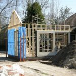 Aanbouw woning te Roden4