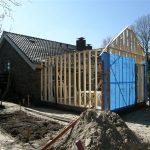 Aanbouw woning te Roden5